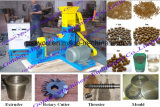 O tipo molhado seco aves domésticas pesca a máquina de granulagem do granulador da pelota da alimentação