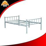 Schlafzimmer-Möbel-billig einzelnes bequemes Metallbett