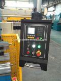 Freio inoxidável hidráulico da imprensa da placa de aço do CNC