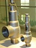 Soupape de sûreté standard d'embout fileté de norme ANSI (YFA11Y TNP (BSPT))