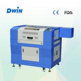 CO2 Laser Engraving Machine, 400 * 600mm Área de Trabalho, Passo Motor, CE e FDA