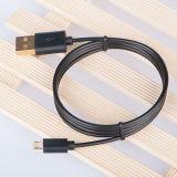 Cable del USB de datos del USB colorido al por mayor del cable/de Mirco