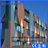 Het Samengestelde Comité van het aluminium met een verscheidenheid van Patronen