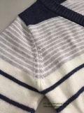 Kind-Streifen-Ture gestrickte Wolljacke für Babys - Aktien haben!