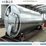 Plastik zum Diesel Gasify Abfallverwertungsanlagen-nullverunreinigung 8tpd