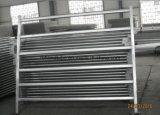 Гальванизированная овальная стальная загородка фермы панели