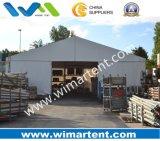 barraca industrial do armazém da estrutura de alumínio de 15X35m para a oficina, indústria Salão, exército, militar