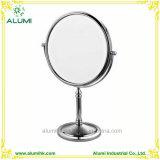 Espejo de maquillaje de doble cara de escritorio de Hotel con ampliación de 3X