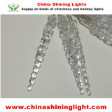 13cm Ice 20 LED String Light met Battery Box Steady en Flash Function