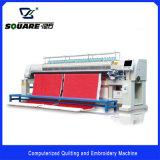 Hx02-128自動コンピュータ化されたキルトにするおよび刺繍機械製造者