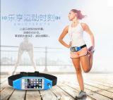タッチ画面のWindowsが付いているスポーツのSweatproofのウエストベルト袋