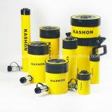 Le levage/poussée/tirant le cylindre de BÉLIER hydraulique de but s'étend de 5 tonnes à 1000 tonnes