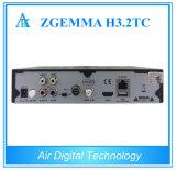 Récepteur satellite de télévision numérique de Zgemma H3.2tc DVB-S2+2X DVB-T2/C de décodeur de Multistream TV