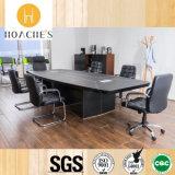 Moderner heißer verkaufenkonferenz-Schreibtisch mit Belüftung-Leder (E29)