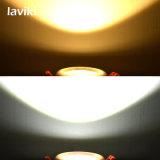 Luz ahuecada 3W-12W del punto de la MAZORCA LED de Dimmable