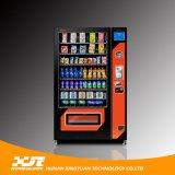 Máquina expendedora combinada para el bocado y las bebidas