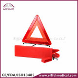 Triángulo amonestador reflexivo de la seguridad auto del coche de E27 450g