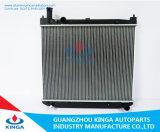 Aluminium automatique de véhicule pour le radiateur de Toyota pour l'OEM 16400-67100