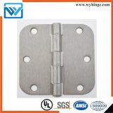 Dobradiça de porta da ferragem do aço ou do ferro (dobradiça de extremidade do molde de 3.5 polegadas)