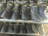 Hete Verkoop de Lage Schoenen van de Veiligheid van het Leer van de Enkel voor Bescherming