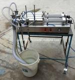 Semi Auto het Vullen Machine voor Diverse Vloeistof en Deeg