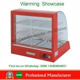 De commerciële Countertop Warmere Showcase van het Gebakje van de Pizza van het Voedsel met Ce