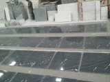 Камень гранита сляба Бразилии черный Невады естественный каменный черный белый