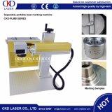 Миниый гравировальный станок лазера волокна от лазера CKD