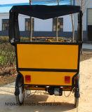 Люкс педаль и электрическая рикша Фабрикой
