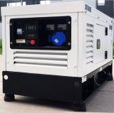 Changchai EV80 (DG15000SE)가 강화하는 10kVA 침묵하는 디젤 엔진 발전기
