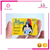 Libre de la muestra Hf 13.56MHz 14443A RFID Smart Card