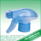 Spruzzatore blu di plastica di innesco del giardino della plastica 28/400
