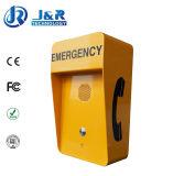 Telefone Emergency da borda da estrada, telefone sem fio áspero, caixa de atendimento da estrada 3G