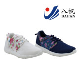 2016 Form-Frauen-Sport-Schuhe mit Diamanten