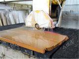 Ponte do granito/a de mármore viu para a bancada/telhas da estaca com corte da mitra