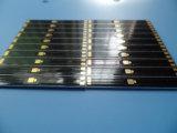 Del aluminio sola MCPCB iluminación echada a un lado del oro LED de la inmersión del PWB