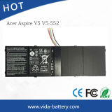 エイサーV5 V5-552 V5-572p R7-572のためのAp13b8kのラップトップ電池は熱望する