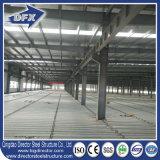 Almacén prefabricado galvanizado económico de la estructura de acero de la fábrica de la estructura de acero