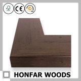 Bâti en bois classique de photo de Brown pour la décoration de mur d'auberge
