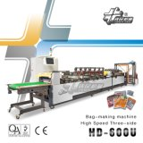 High Speed ​​Drie-Side Bag-Making Machine (standaard model)