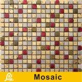 mosaico de 8mm Colorfull 15X15mm para a série da mistura da cor da decoração da parede (mistura 01/02/03/04 da cor)