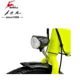 36Vリチウム電池が付いている黄色いベルトのFoldable E自転車