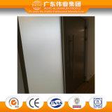 Дверь качания плиты термально пролома 90 серий алюминиевая с стеклом украшения