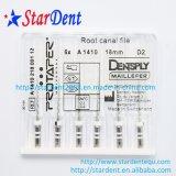 Ficheros dentales de Protaper D del canal de raíz de Dentsply