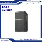 Sistema audio del altavoz profesional de 12 pulgadas (EA12 - TACTO)