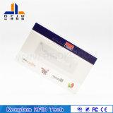 Рециркулируйте визитные карточки PVC офсетной печати RFID