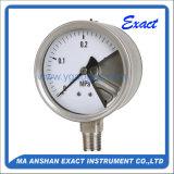 Pressão do teste padrão da segurança Calibrar-Todo calibre de pressão Manómetro-Especial dos Ss