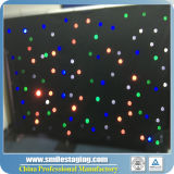 段階のための高品質LEDの星のカーテンかビデオカーテン
