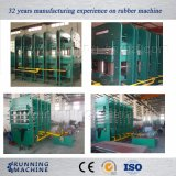 Máquina de prensa de goma vulcanizante con control PLC Xlb-1600 * 1600