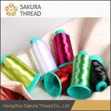 Heißes verkaufendes zuverlässiges Qualitätsdickflüssiges Rayon-Stickerei-Gewinde